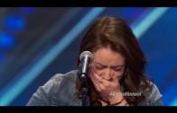 Wzruszający występ młodej wokalistki w Amerykańskim Mam Talent