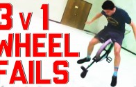 Faile – rower trójkołowy vs jedno kołowy