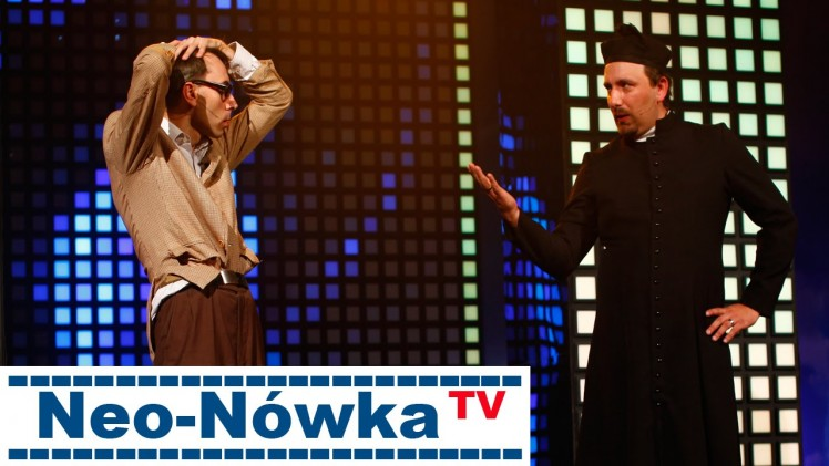 Kabaret Neo-Nówka – KSIĄDZ I KOŚCIELNY