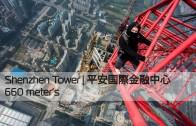Shenzhen financial center – 660m