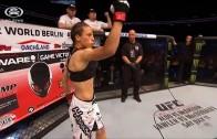 Joanna Jedrzejczyk – Jessica Penne UFC Fight Night