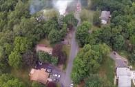 Nie kameruj strażaków – Kamerka w dronie.