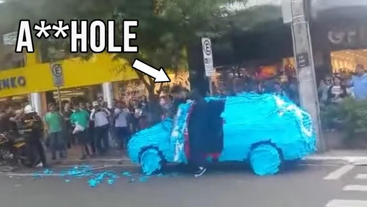 Nigdy nie parkuj na miejscu dla niepełnosprawnych