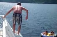 Z cyklu: udany skok do wody